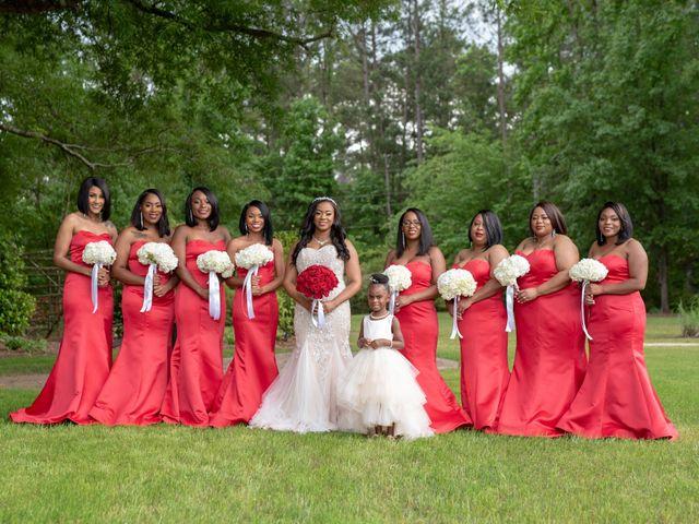 Rachel and Solomon's Wedding in Columbia, South Carolina 27