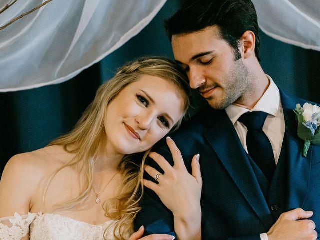 The wedding of Savannah and Dakota