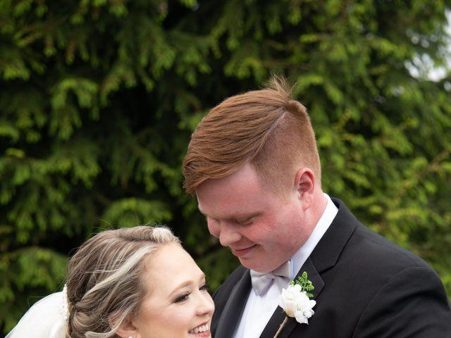 Stephanie and Josh's Wedding in Avon Lake, Ohio 22