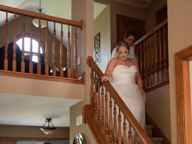 Stephanie and Josh's Wedding in Avon Lake, Ohio 13