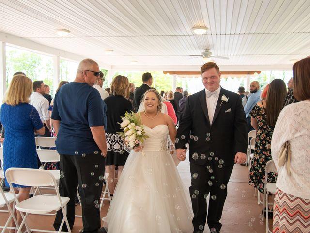 Stephanie and Josh's Wedding in Avon Lake, Ohio 20