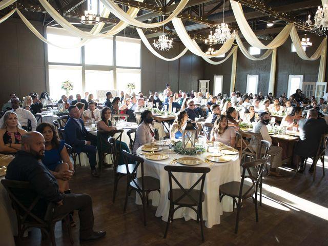 Colon and Wanda's Wedding in Minneola, Florida 1