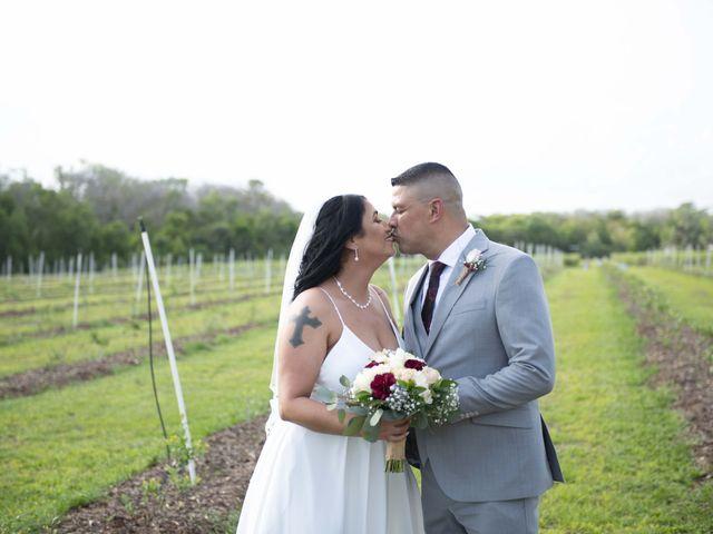 Colon and Wanda's Wedding in Minneola, Florida 2