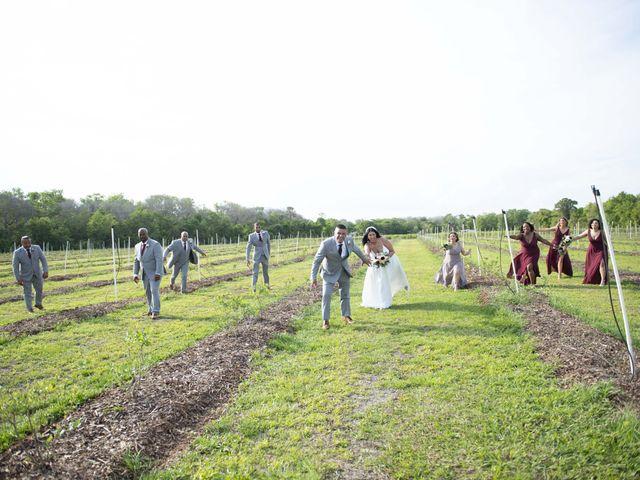 Colon and Wanda's Wedding in Minneola, Florida 3