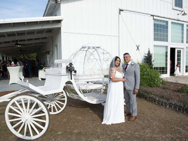 Colon and Wanda's Wedding in Minneola, Florida 4