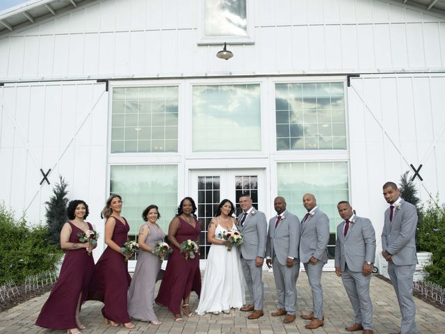 Colon and Wanda's Wedding in Minneola, Florida 5