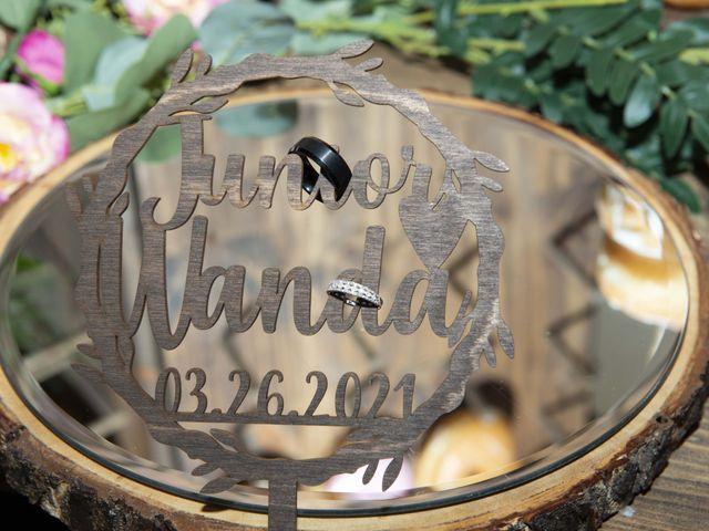 Colon and Wanda's Wedding in Minneola, Florida 9