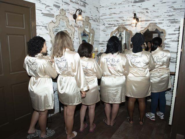 Colon and Wanda's Wedding in Minneola, Florida 10