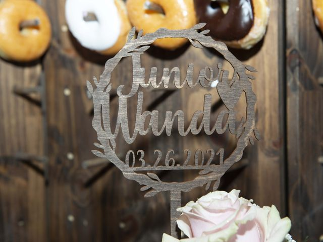 Colon and Wanda's Wedding in Minneola, Florida 13