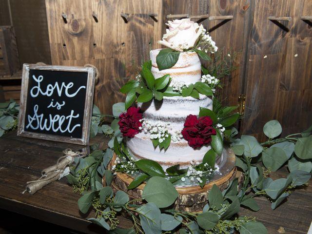 Colon and Wanda's Wedding in Minneola, Florida 14