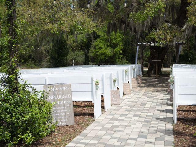 Colon and Wanda's Wedding in Minneola, Florida 15