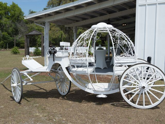 Colon and Wanda's Wedding in Minneola, Florida 18