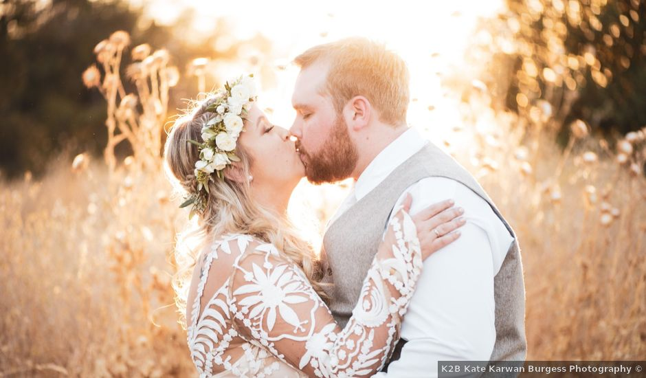 Evan and Allie's Wedding in Sonora, California