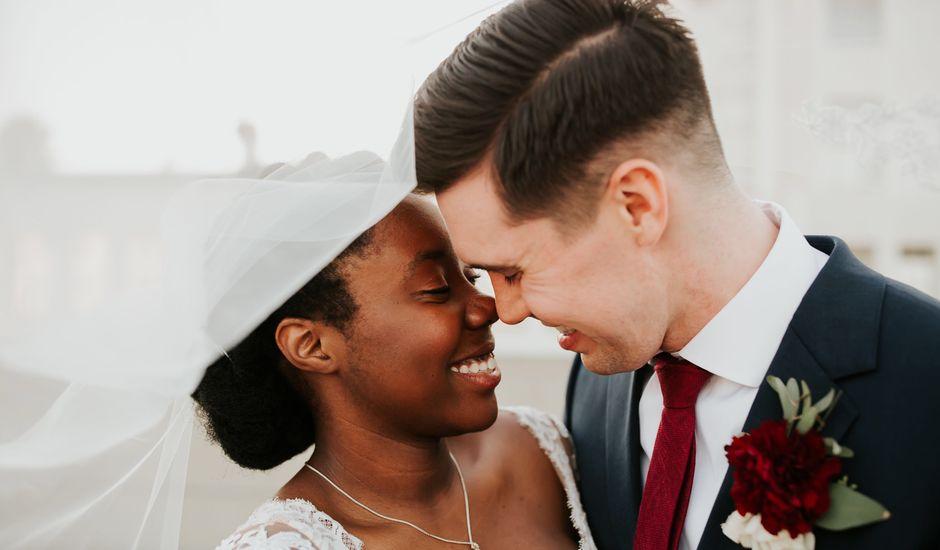 Matthew and Grace's Wedding in Long Beach, California
