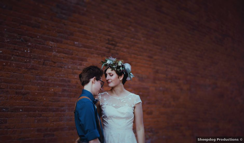 Ashleigh and Nik's Wedding in Colorado Springs, Colorado
