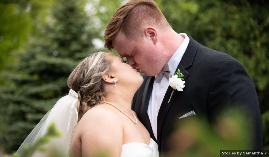 Stephanie and Josh's Wedding in Avon Lake, Ohio