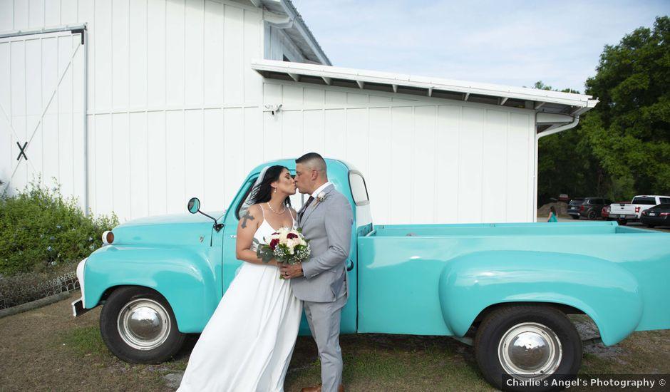 Colon and Wanda's Wedding in Minneola, Florida