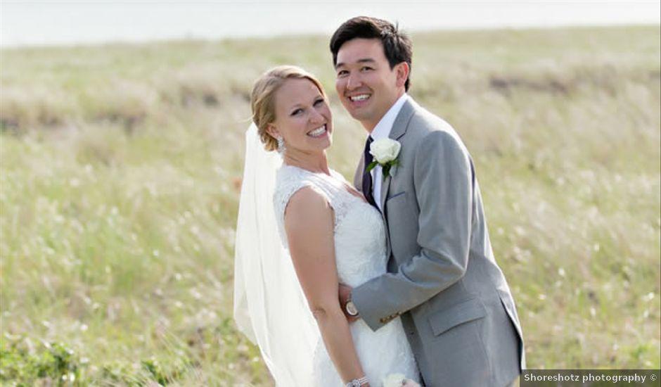 Beth and Paul's Wedding in Harwich Port, Massachusetts
