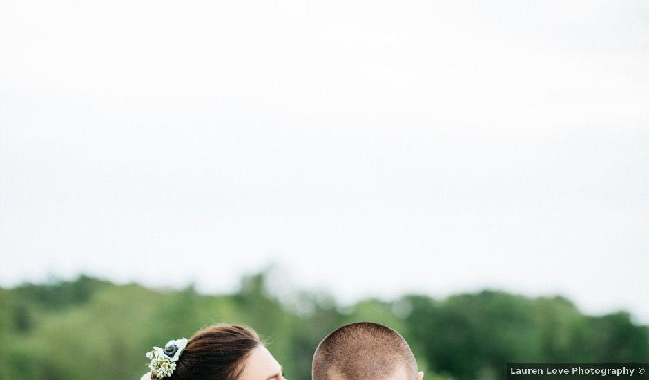 Alex and David's Wedding in Kenna, West Virginia
