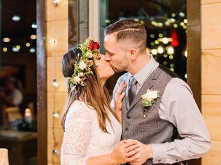 The wedding of Haylee and Stephen