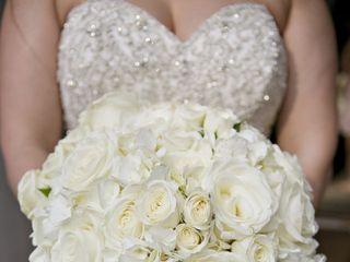 The wedding of Nicholas and Melissa 1