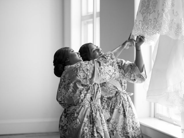 Detra and Nichola's Wedding in Columbia, South Carolina 2