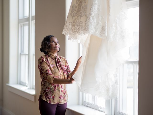 Detra and Nichola's Wedding in Columbia, South Carolina 4