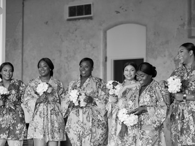 Detra and Nichola's Wedding in Columbia, South Carolina 6