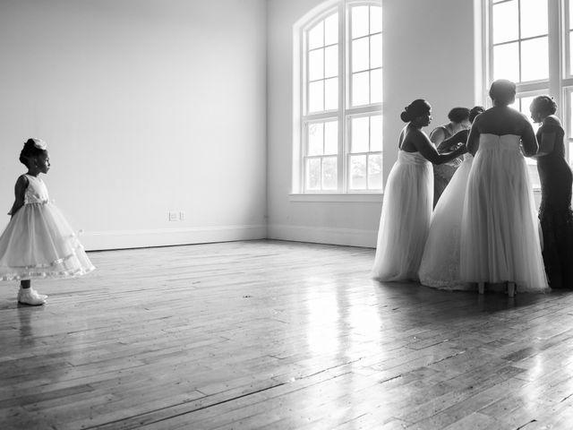 Detra and Nichola's Wedding in Columbia, South Carolina 14
