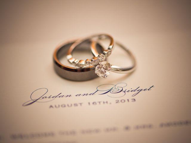 Bridget and Jordan's Wedding in Ann Arbor, Michigan 1