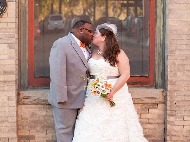 The wedding of Ryan and Jenn