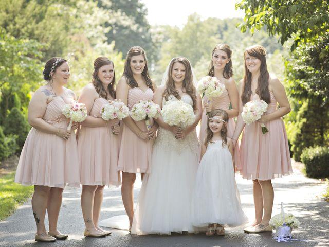 Melissa and Nicholas's Wedding in Carlisle, Pennsylvania 6