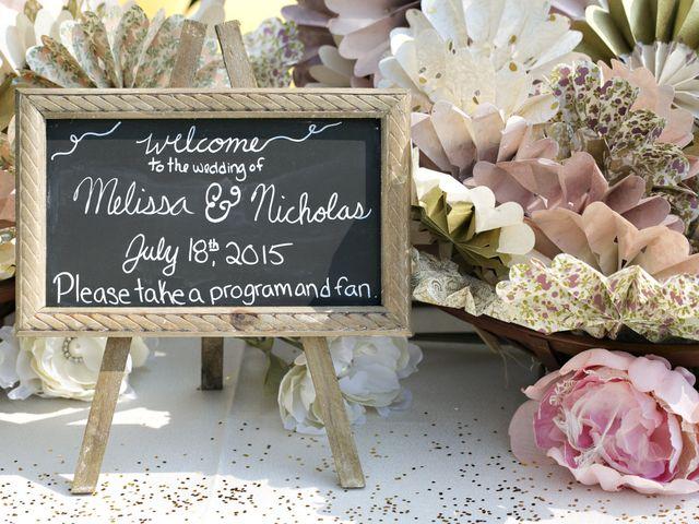 Melissa and Nicholas's Wedding in Carlisle, Pennsylvania 9