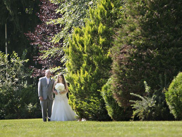 Melissa and Nicholas's Wedding in Carlisle, Pennsylvania 11