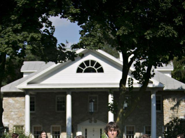 Melissa and Nicholas's Wedding in Carlisle, Pennsylvania 12