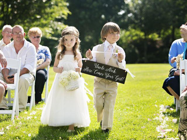Melissa and Nicholas's Wedding in Carlisle, Pennsylvania 10
