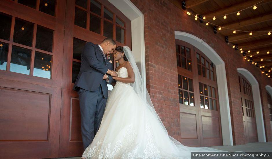Detra and Nichola's Wedding in Columbia, South Carolina