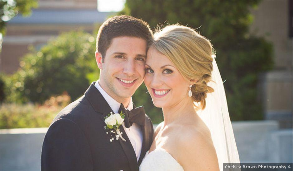 Bridget and Jordan's Wedding in Ann Arbor, Michigan