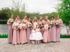 The wedding of Lauren and Tom 1