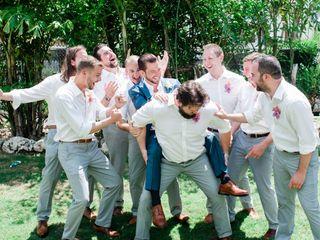 The wedding of Kelsey Pfleiderer and Luke Pfleiderer 2