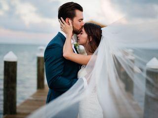 The wedding of Kelsey Pfleiderer and Luke Pfleiderer