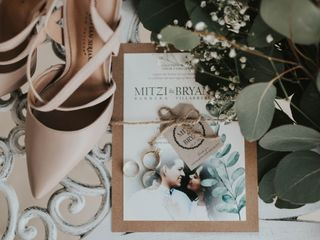 The wedding of Mitzi and Bryan 2