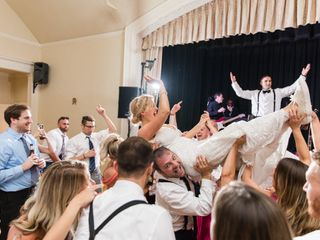 The wedding of Brittany and Matt 2