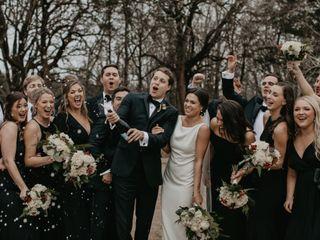 The wedding of Kate and Brandon 1