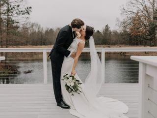 The wedding of Kate and Brandon