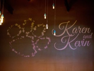 The wedding of Karen and Kevin 2