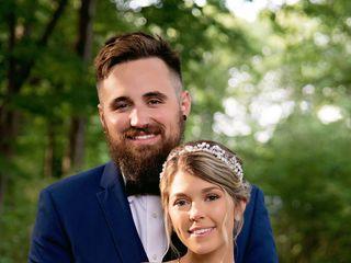 The wedding of Sam and Kody 3