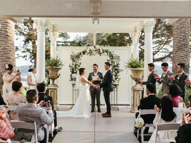 Leo and Rose's Wedding in Benicia, California 17