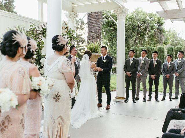 Leo and Rose's Wedding in Benicia, California 19