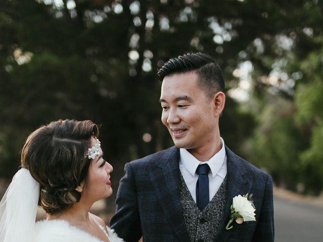 Leo and Rose's Wedding in Benicia, California 33